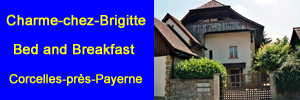 Bed and Brekfest Chez Brigitte